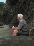 Sketching@Piha Beach (2)