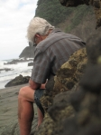 Sketching@Piha Beach (3)