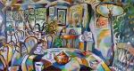 Gauguin Room - finished work